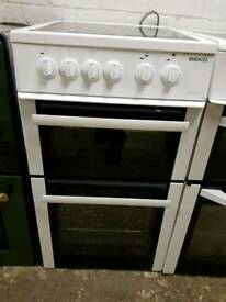 Beko 50cm ceramic cooker
