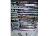 Horrible Science Collection - 18 Books Bundle - Nick Arnold, childrens Books