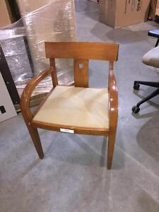 Wood Frame Side Chairs