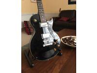 Les Paul studio type guitar