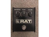 ProCo Rat USA (vintage 1980s LM308 model)