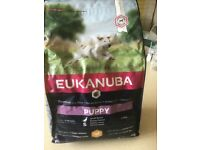 Eukanuba Dried Small Breed Puppy Food