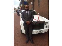 Chauffeur/Driver seeking job