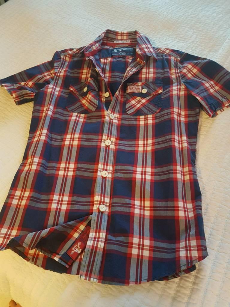 3 x Superdry shirt