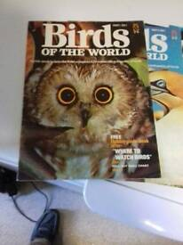Birds of the world magazines