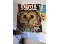 Birds of the world magazines