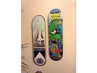 Skateboard decks brand new