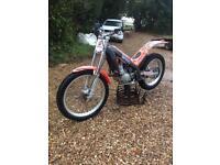 Gas Gas TXT 250cx trials bike
