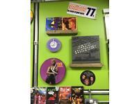 Vinyl Records Picture Discs