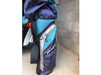Wilson golf club set inc bag