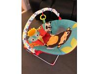Baby music vibrating chair