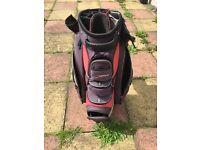 Motocaddy S Series Cart Bag (14 way Divider)