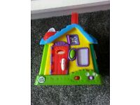 Leapfrog discovery house toy