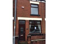 2 Bed Terraced £425 PCM, Bolton Rawson Rd, Doubled Glazed, Recent Full Modernisation, New Kitchen