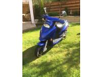 125 scooter spares or repair