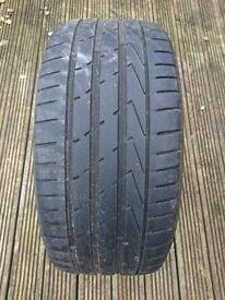 Hankook Evo S1 Evo2 tyre part worn 235 45 17 XL suit Mondeo