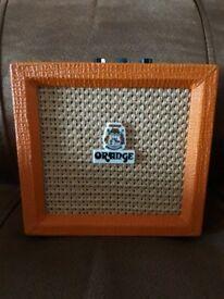Orange crush mini amp