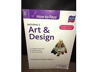 Nat 5 art and design