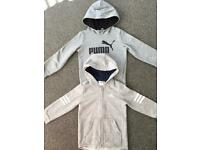 Boys designer tops/hoodies