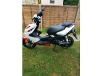 Yamaha 50 cc aerox R 2016,not honda, kawasaki.