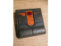 Zoom 506 Bass multi effects pedal