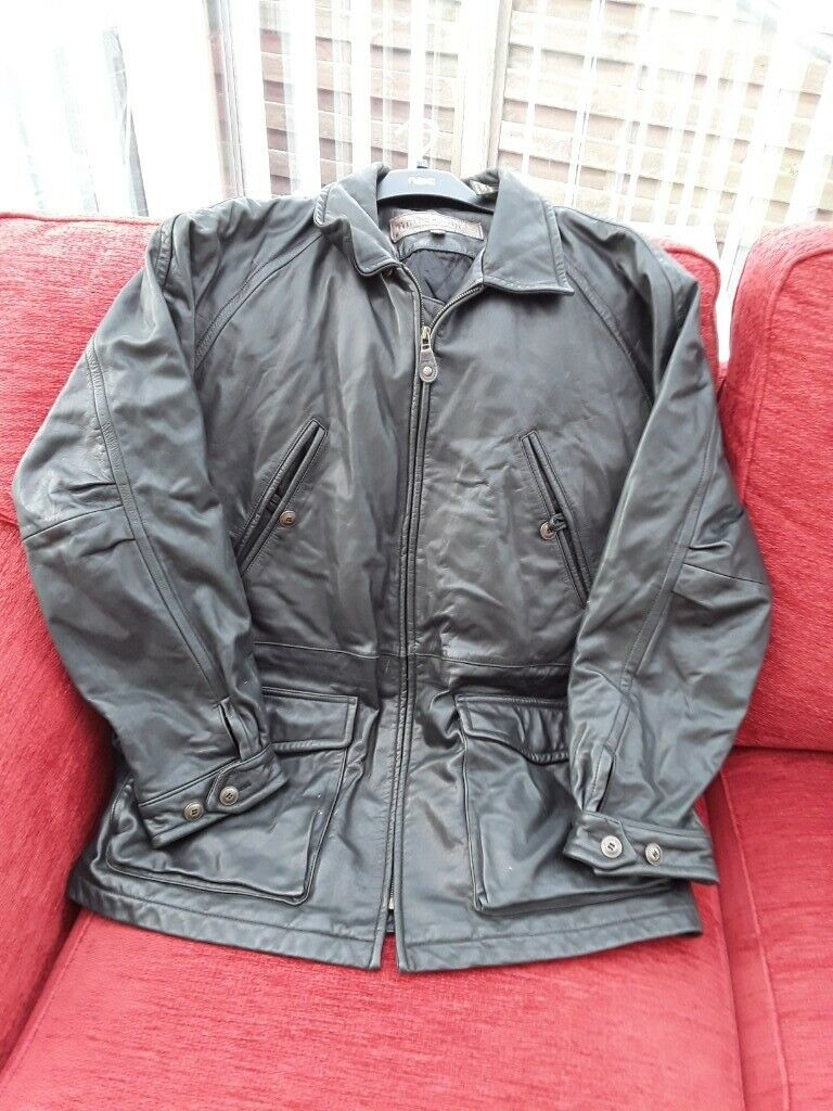 d06458747db Gents timberland leather jacket | in Hull, East Yorkshire | Gumtree
