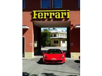 Ferrari 458 High Spec. Nottingam. Offers