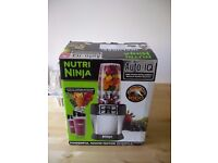Nutri Ninja BL480 with Auto-iQ 1000W Extraction Blender