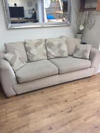3 seater sofa,