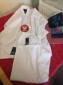 Boys Rupla karate suit