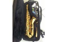 Jupiter tenor saxophone