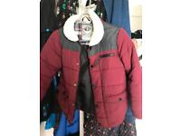 Next boys jacket aged 6 years