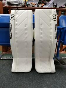 "Warrior G4 Pro 34""+1.5 Goalie Pads CHRISTMAS SPECIAL"