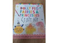 Dolly Peg Fairies and Princesses