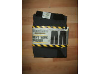 Mens work trousers, Workwear work trousers, NEW