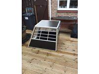 Sturdy dog kennel / travel kennel