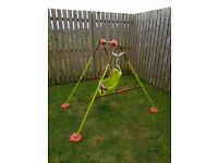 Childs Garden Swing - to suit 6 months to 3 years