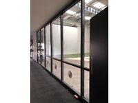 Aluminium/Glass Curtain Wall
