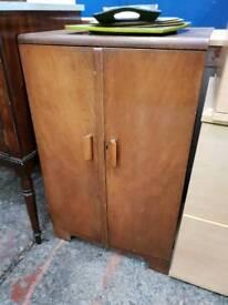 Solid wood hi-fi cabinets