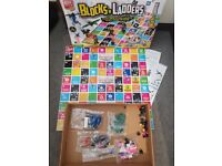 Blocks and Ladders Game