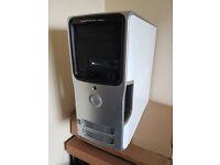 Dell CAD Workstation, Athlon Dual Core 5000+, Nvidia Quadro FX 570, 4GB, 500GB, Win 10, Office 2010