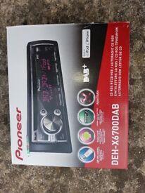 Pioneer AUTORADIO CD RDS DAB+ for sale