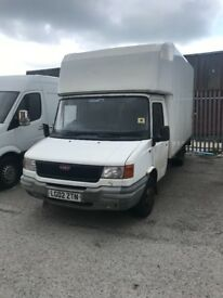 Ldv convoy with full working tail lift Reduced must go this weekend