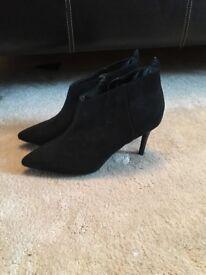 Size 6 Black Next Boots
