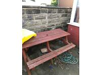 Bargain Bench for sale