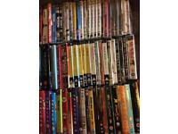 Large Job Lot of Tv Boxset DVDs