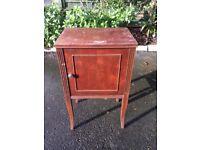 Antique Smoker's Companion Table