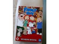 Family guy season 7