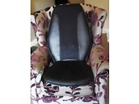 Homedics Chair Back Massager - Excellent Condition