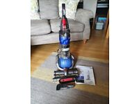 DYSON DC24 Upright Compact Vacuum Cleaner